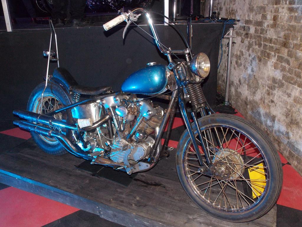 1939 harley davidson motor