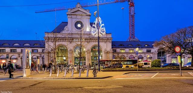 Namur Station(belgium)