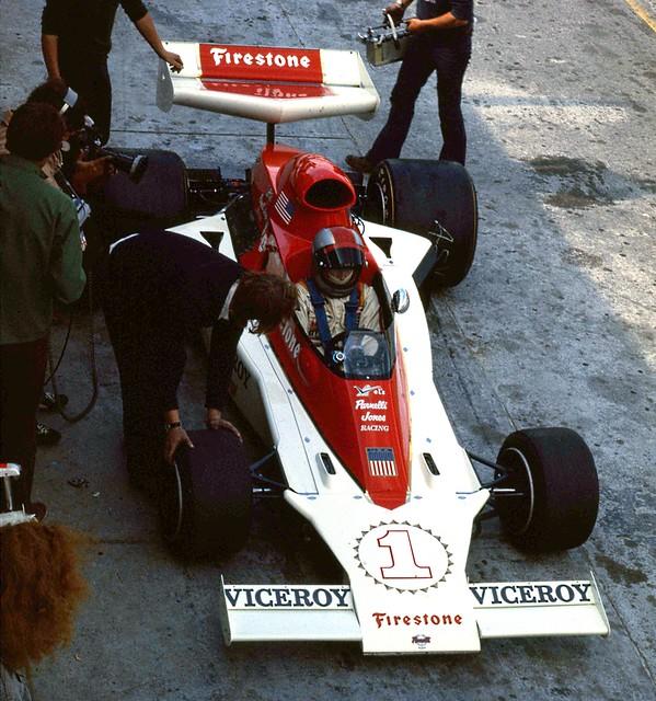 Andretti 1974 Vel's Parnelli