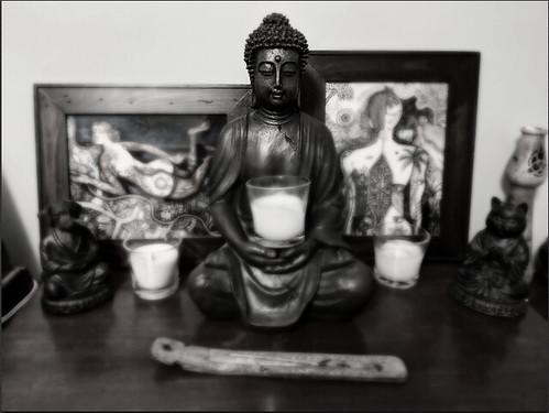 BuddhaBW | by Rhiannon_Rising