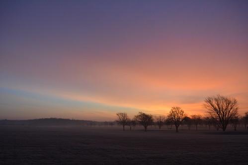 nature landscapes bluehour lockportny niagaracountyny nikond5200 morning