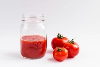 Fresh tomato juice | by wuestenigel