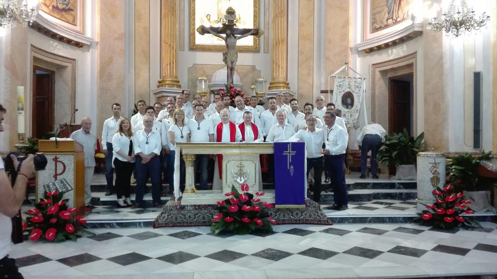 (2017-06-23) Vía Crucis de bajada - Vicente Rico Navarro (01)