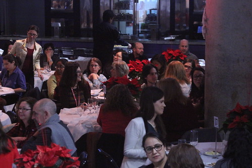 Division of Students 2017 Holiday Luncheon