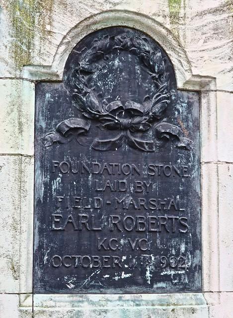 Victoria Monument, Liverpool, UK