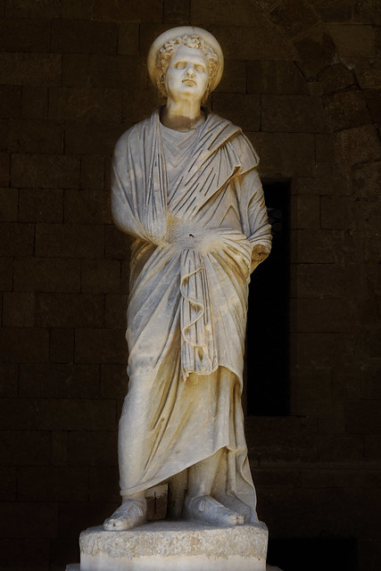 Hellenistic Statue