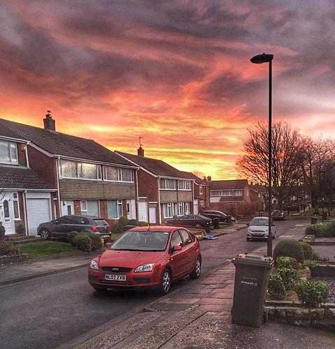 newcastle sunrise iphone6splus