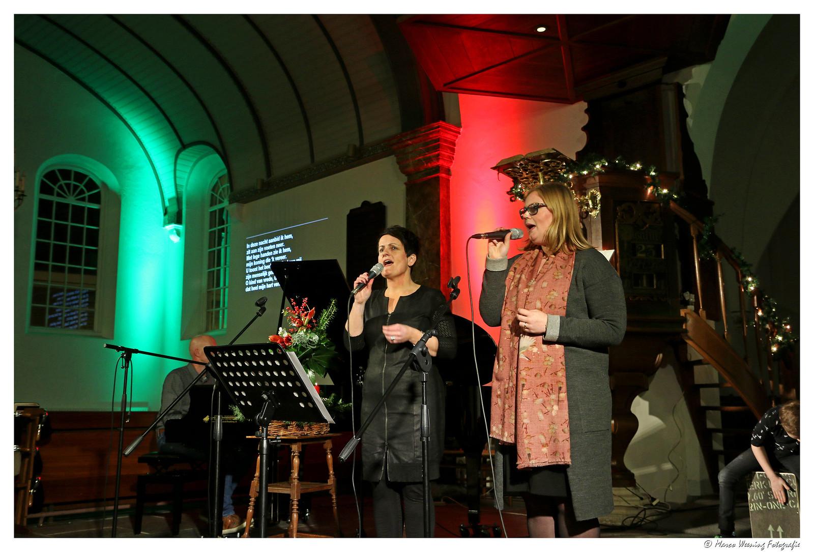 Kerstavonddienst in de Oude Kerk