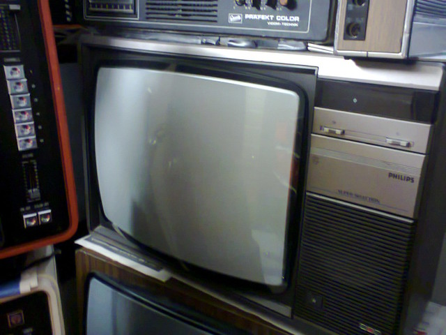 Televisore Philips 22CS3240 anni '80