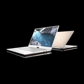 Dell XPS 13 Alpine White & Rose Gold 1 | by bjtechnewsphotolibrary
