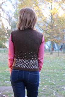 Purl Alpaca Designs Malachi Vest   by English Girl at Home