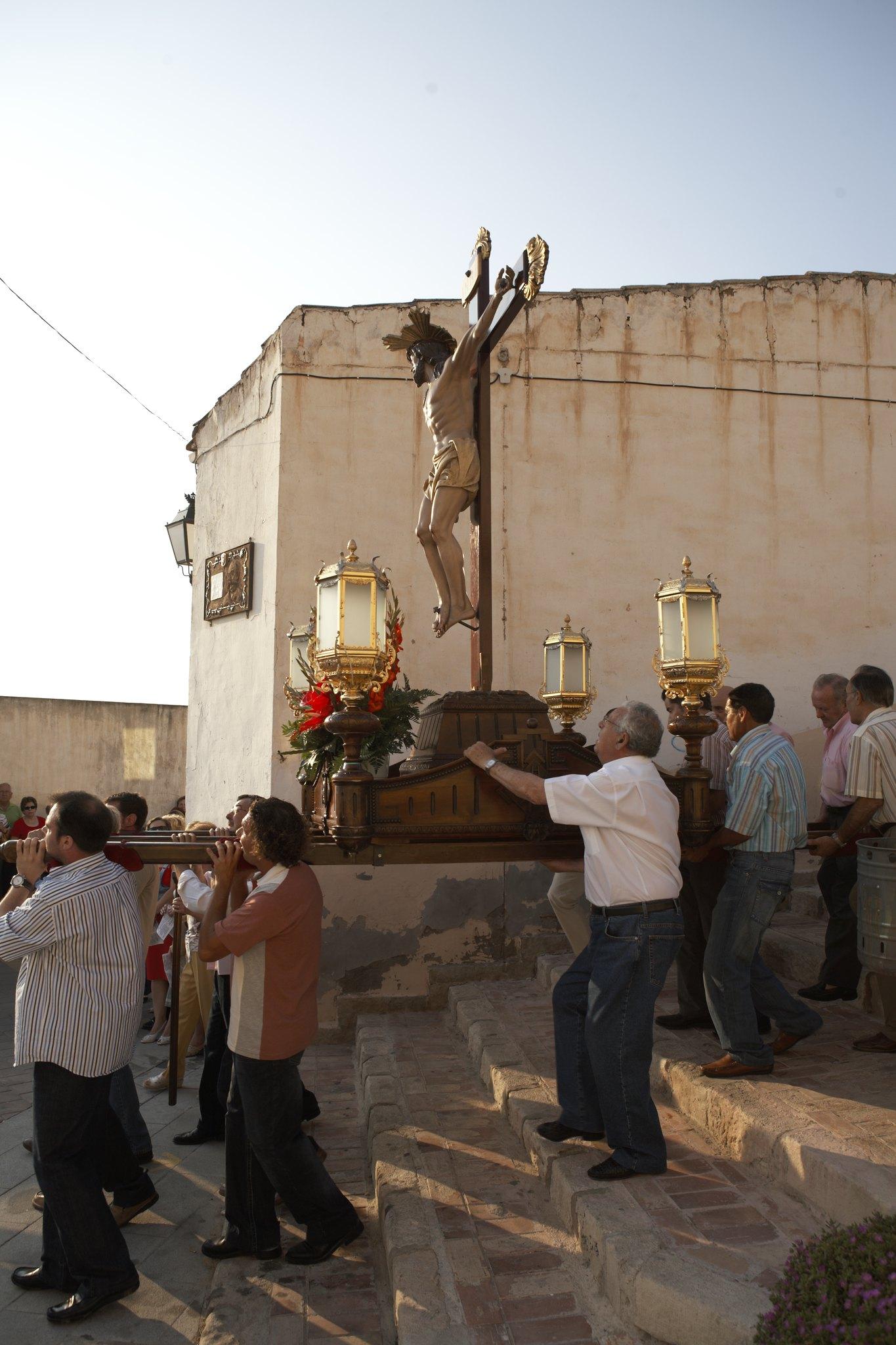 (2008-06-27) Vía Crucis de bajada - Heliodoro Corbí Sirvent (50)