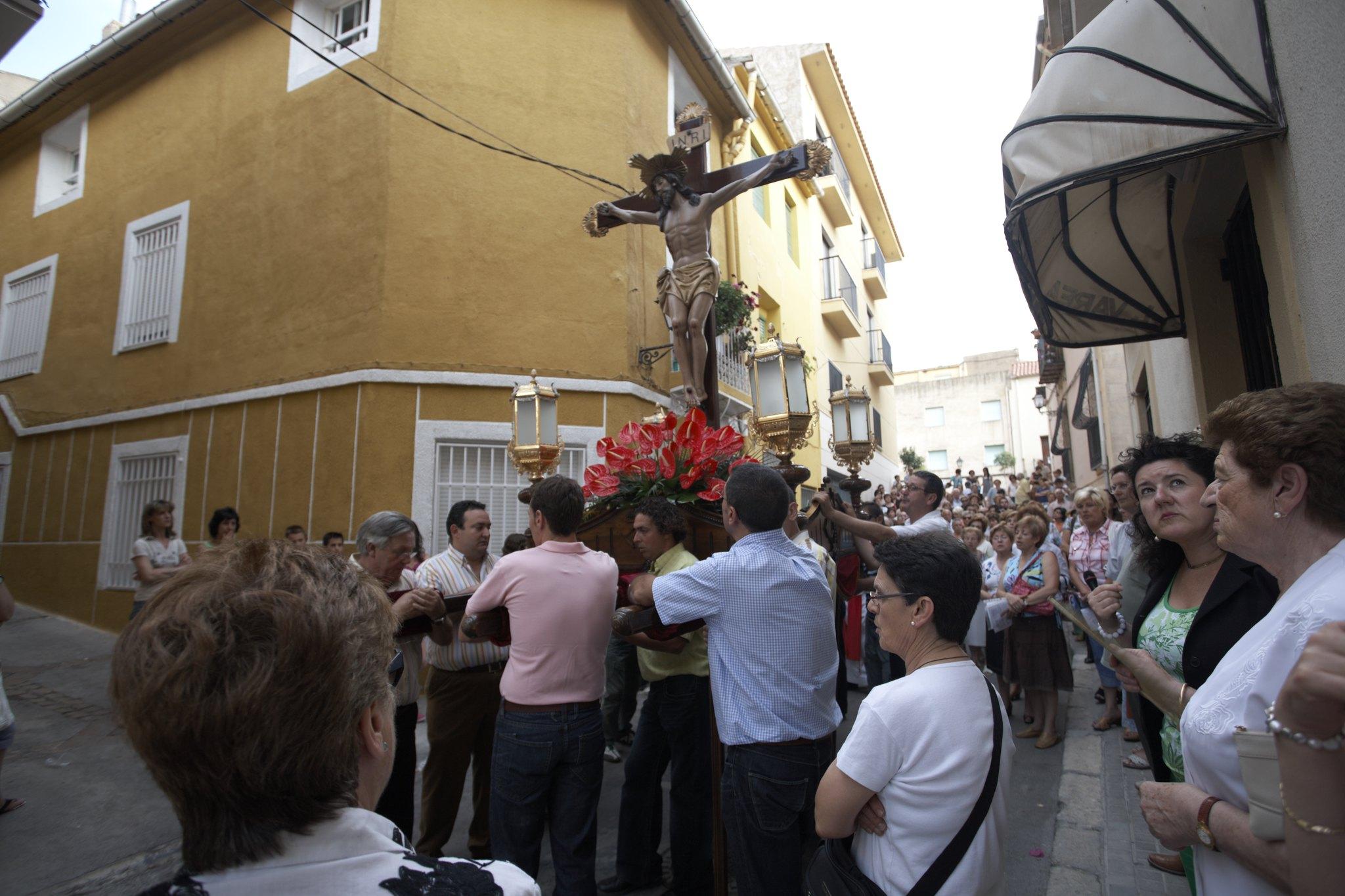 (2009-06-26) Vía Crucis de bajada - Heliodoro Corbí Sirvent (114)