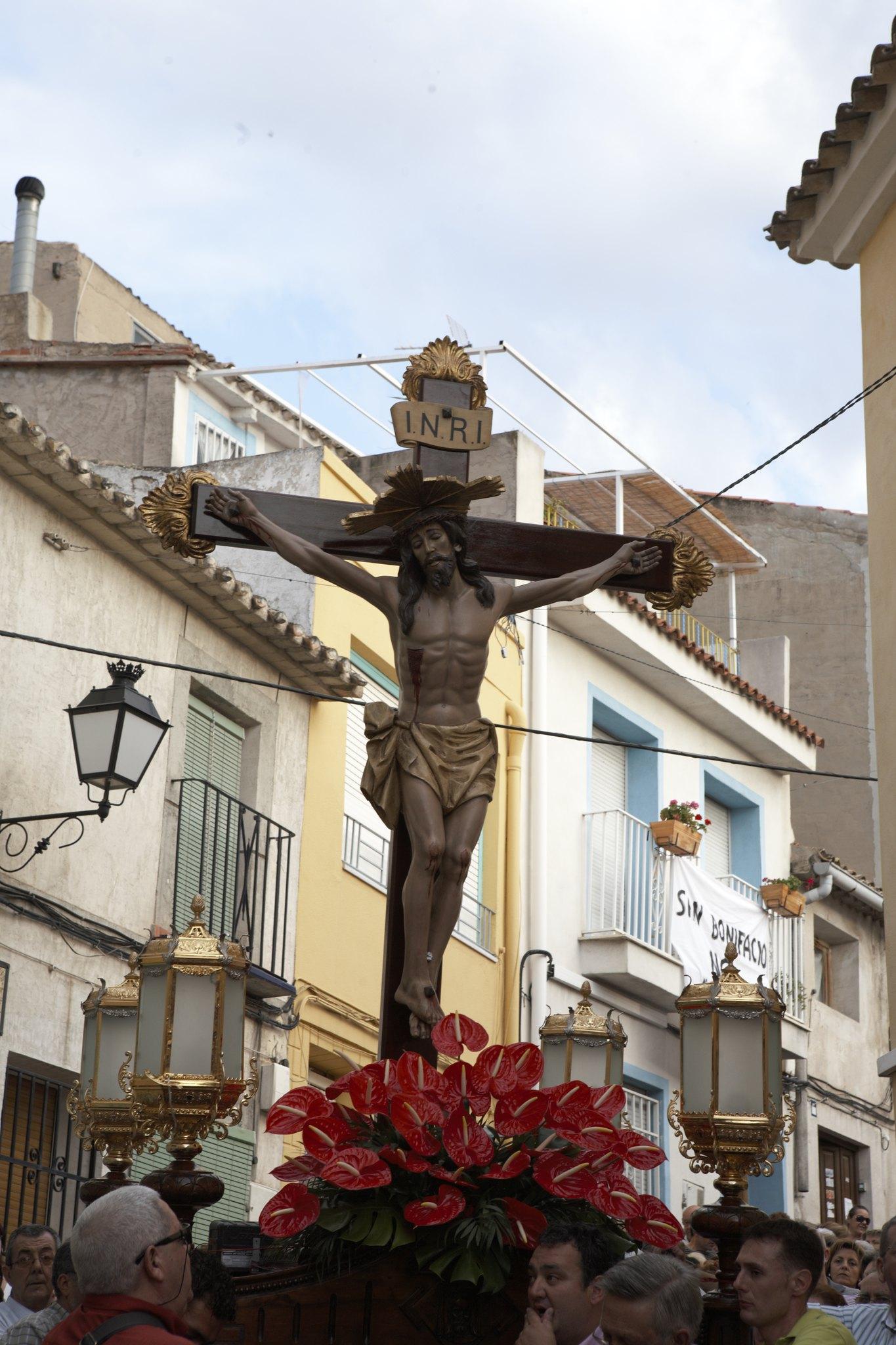 (2010-06-25) Vía Crucis de bajada - Heliodoro Corbí Sirvent (19)