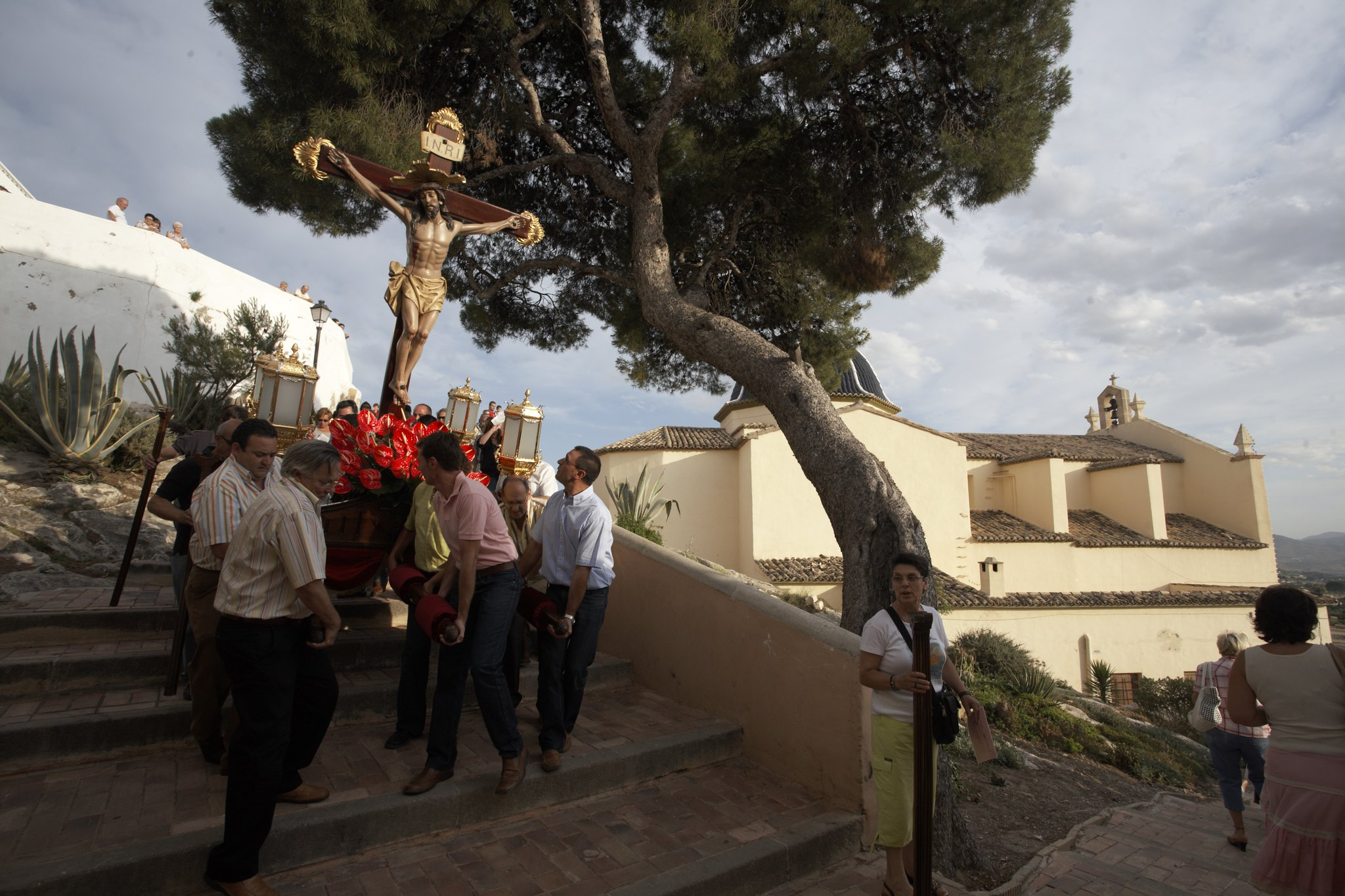(2009-06-26) Vía Crucis de bajada - Heliodoro Corbí Sirvent (79)