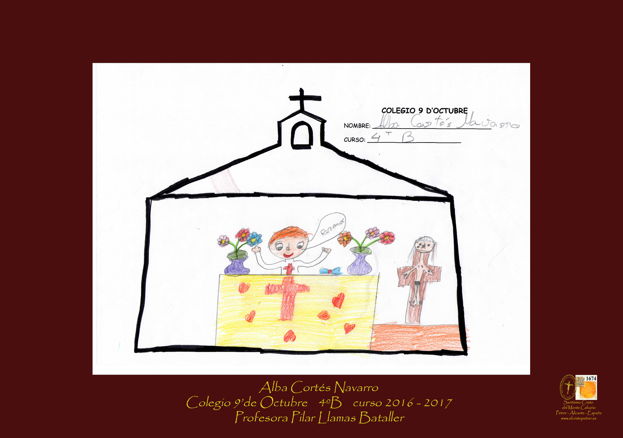 ElCristo - Actos - Exposicion Fotografica - (2017-12-01) - 9 D'Octubre - 4ºB - Cortés Navarro, Alba