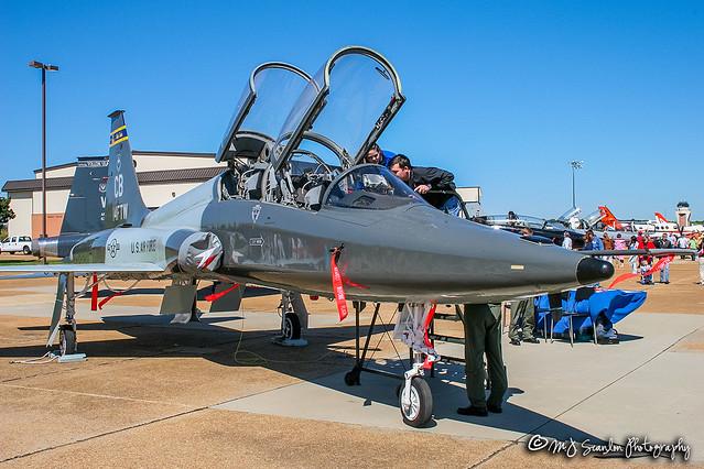 69-7076 USAF | Northrop T-38A Talon | Columbus Air Force Base