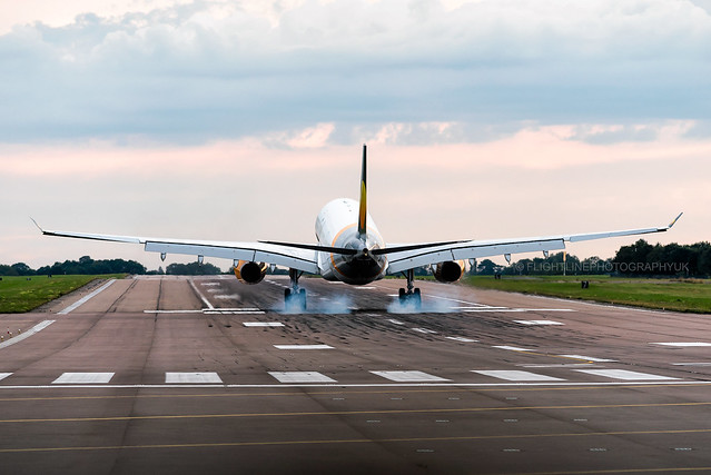 G-VYGK | A330-243 | Thomas Cook UK | RAF Brize Norton | August 2015