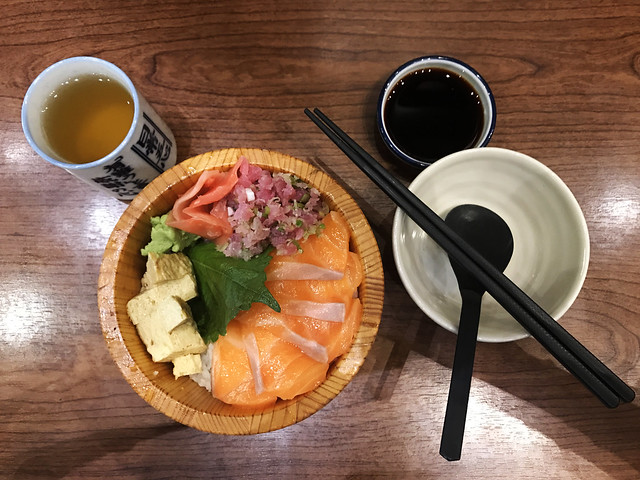 Sushi in Singapore