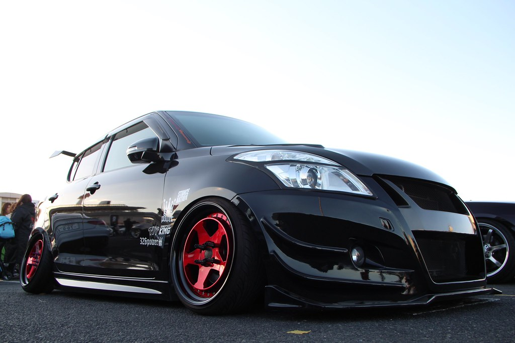 suzuki swift sport stance nation japan g edition 2017 to suzuki swift recaro suzuki swift black stance #7