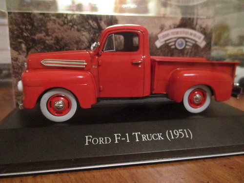 Ford F-1, 1951 Brazilian Partwork Series | by IFHP97