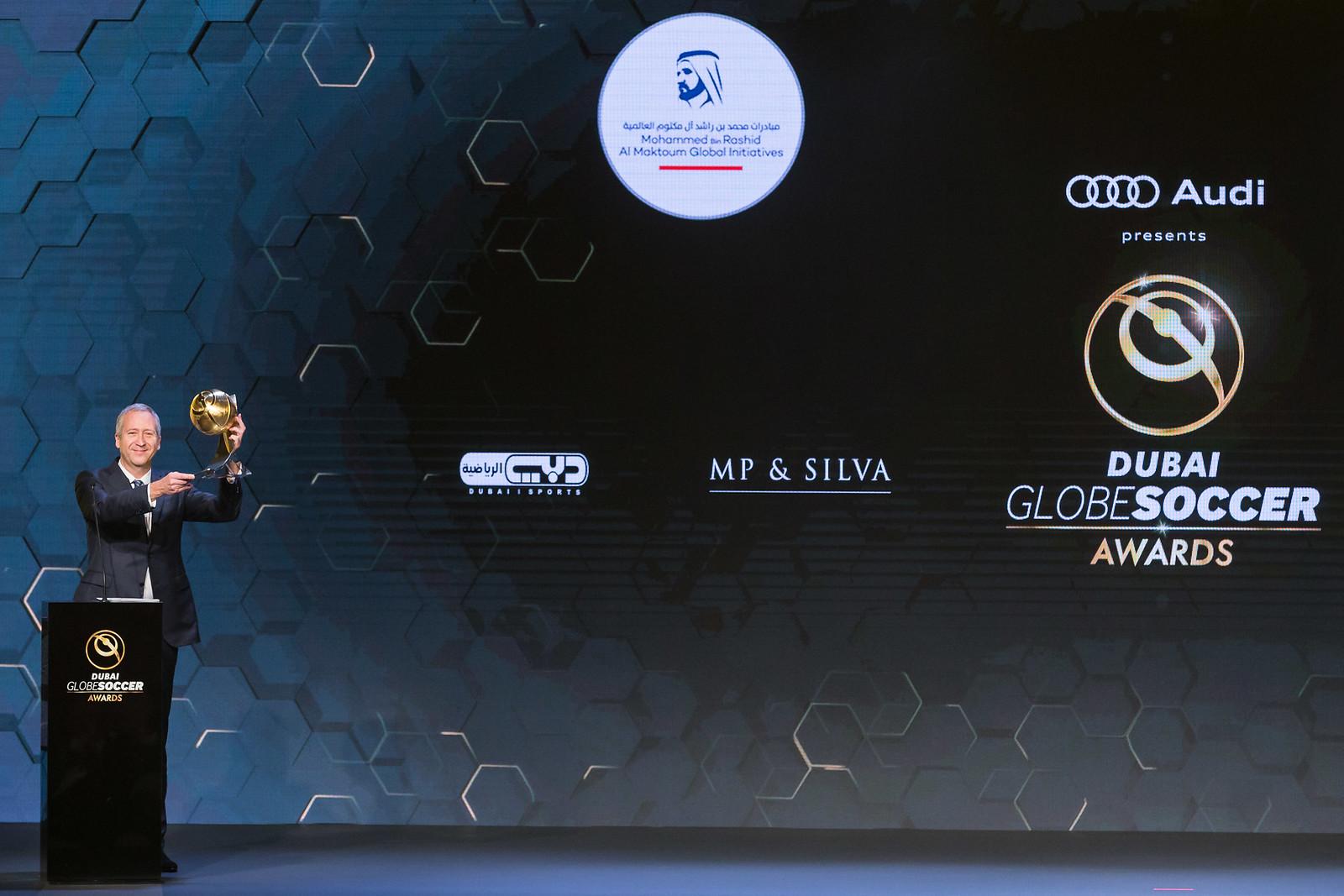 Globe Soccer Awards 0201