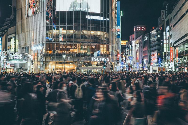 Shibuya|澀谷