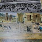 Turkish destruction of ancient stone carved Armenian khachkars