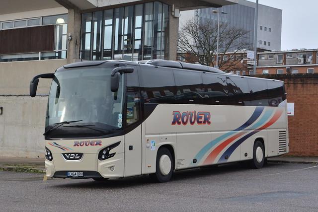 Rover European, Nailsworth (CH64 DRH)