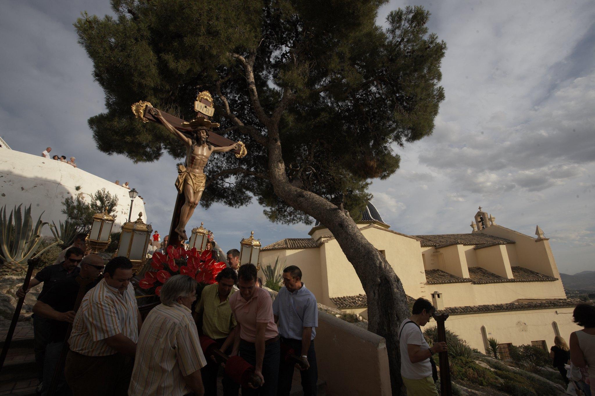(2009-06-26) Vía Crucis de bajada - Heliodoro Corbí Sirvent (80)