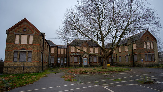 Sutton Hospital Block B