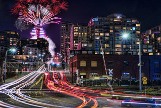 Seattle Welcomes the Year 2018 | by TIA International Photography
