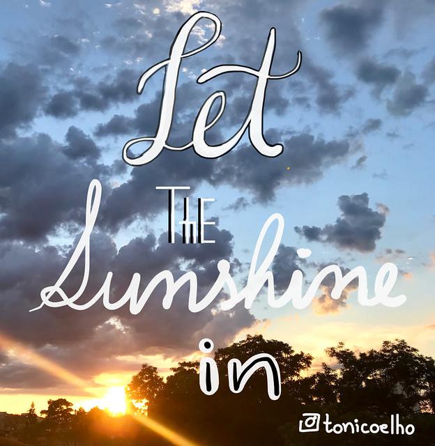 """Let the Sunshine in  """"Hair""""  #letthesunshine #letthesunshi"""