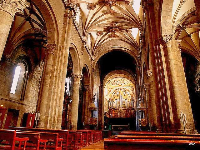 Catedral de Jaca. Huesca.