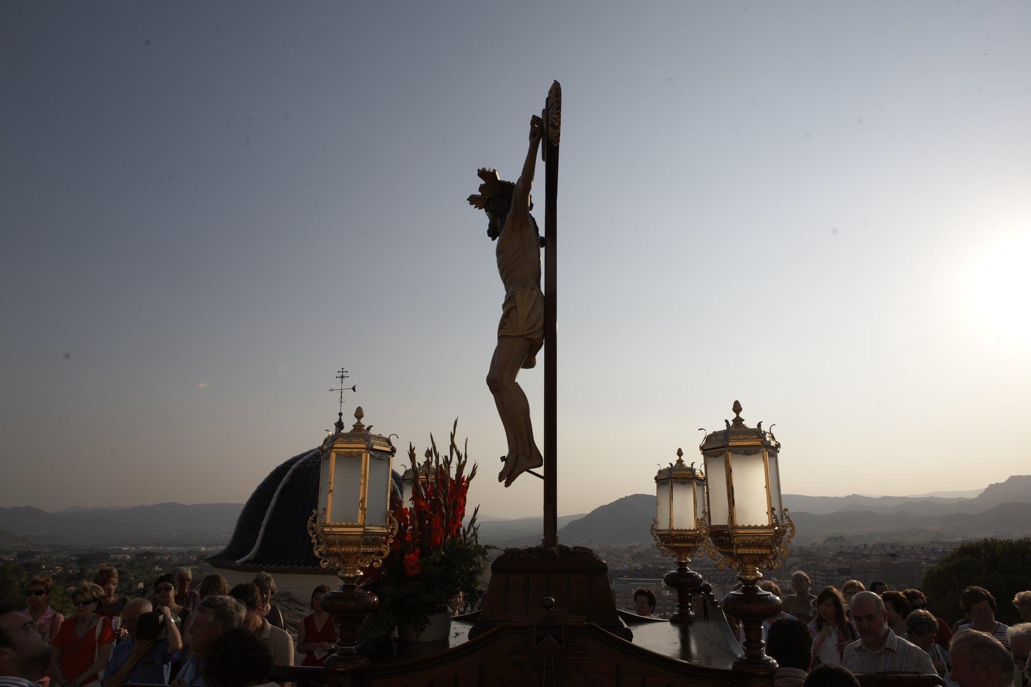 (2008-06-27) Vía Crucis de bajada - Heliodoro Corbí Sirvent (26)