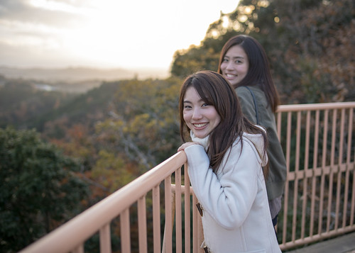 img72914 asia asianandindianethnicities healthylifestyle japan japaneseethnicity tamronsp35mmf18divcusdmodelf012 autumn autumnleafcolor candid carefree casualclothing charming cheerful chibaprefecture colorimage enjoyment forest happiness hiking landscape leaning leisureactivity lifestyles lookingatcamera mountain observatory onlyjapanese outdoors people photography railing realpeople relaxation sister smiling sunset sustainablelifestyle togetherness toothysmile tourism tourist traveldestinations twopeople waistup walking weekendactivities women youngadult ichiharashi chibaken jp