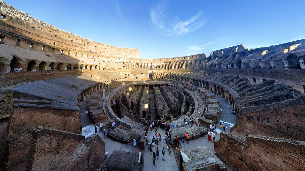 Coliseo Romano Josué Goge Flickr