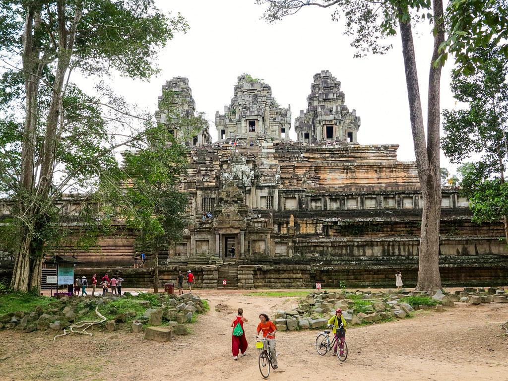 Turismo sostenible en Camboya