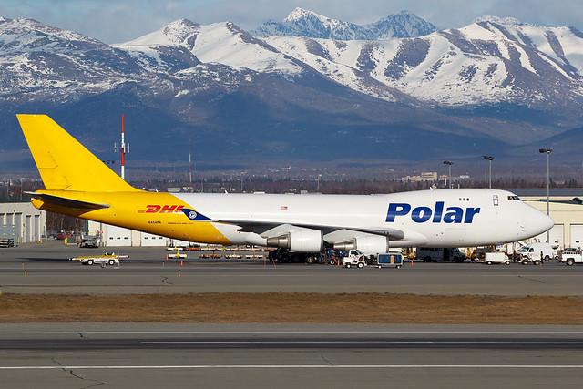 Polar Air Cargo N454PA 20 Apr 14 PAC213 KCVG PANC