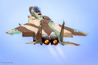 Afterburner Thursday! © Nir Ben-Yosef (xnir) חיל האוויר   by xnir