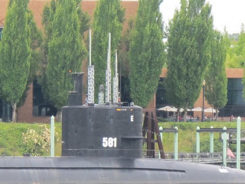 USS Blueback SS-581 4