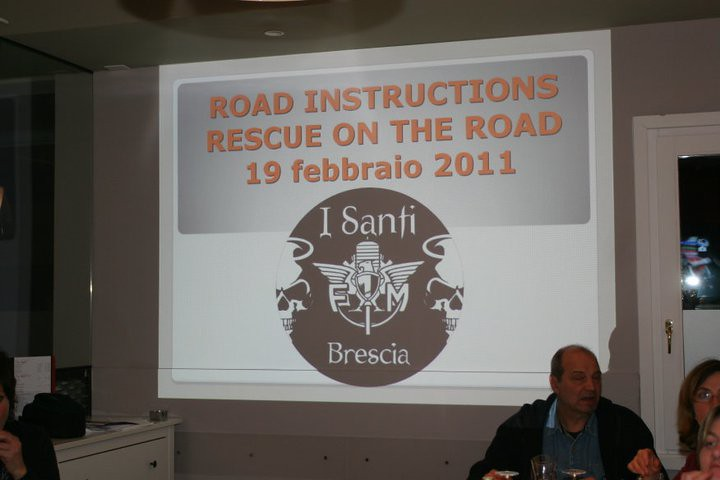 Road Instruction 2011