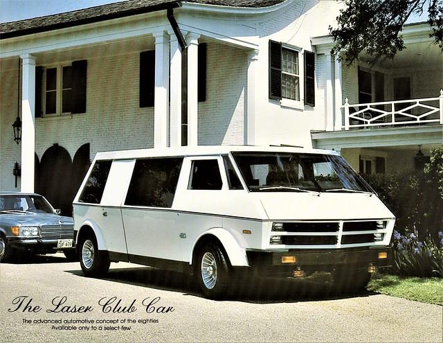 1980 Laser Club Car