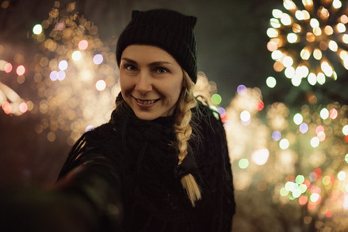Selfie my cats in New Year's Eve :) | by mesanac76
