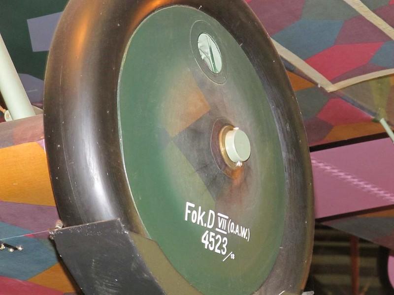 Fokker D.VII 6
