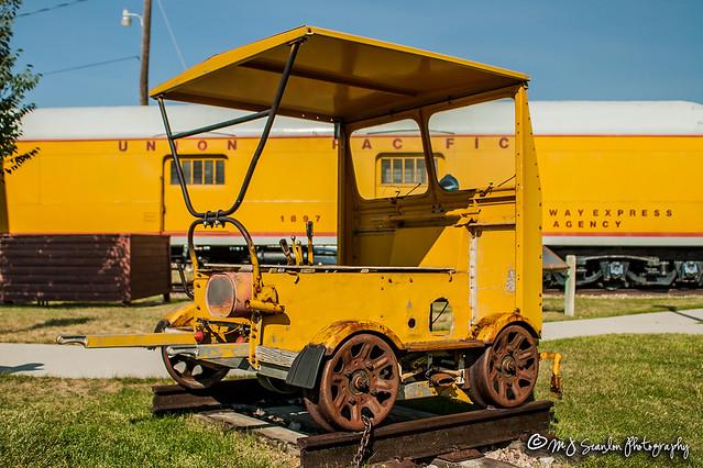 Fairmont Motor Car | Douglas Railroad Interpretive Center