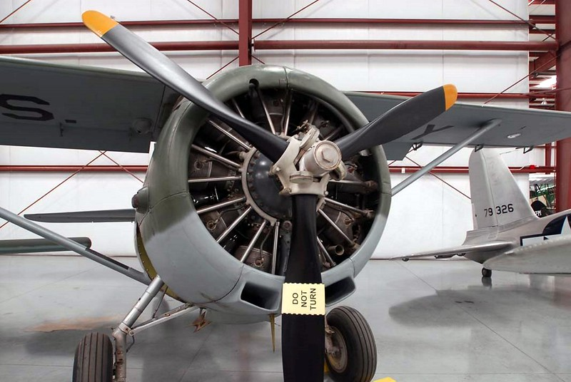 Curtiss O-52A-1-CW Owl 1