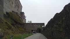 Vianden, Chateau Vianden - The Courtyard [05.04.2014]