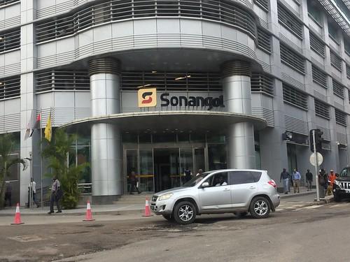 Sonangol EP, Luanda, Angola http://www.sonangol.co.ao/ | by jens kuhfs