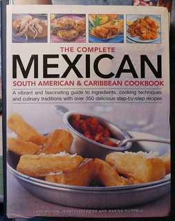 the Mexican, south american & caribbean cookbook